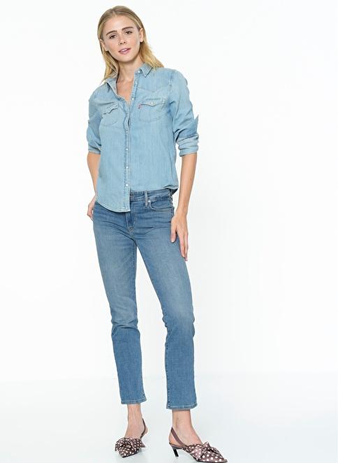 Levi's® Jean Pantolon   712 - Slim İndigo